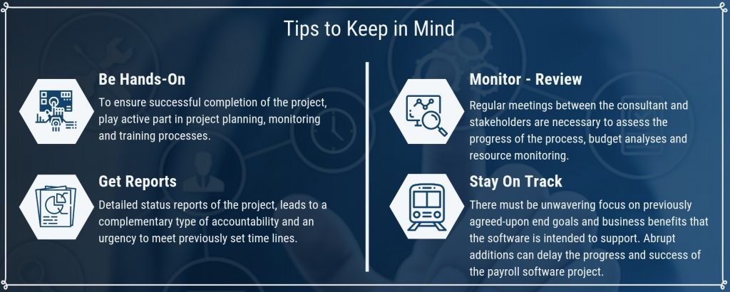 Payroll management system: Tips to ensure engaging a consultant in payroll project is beneficial