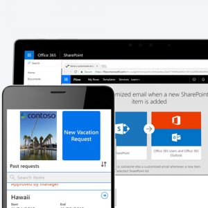 SharePoint services online