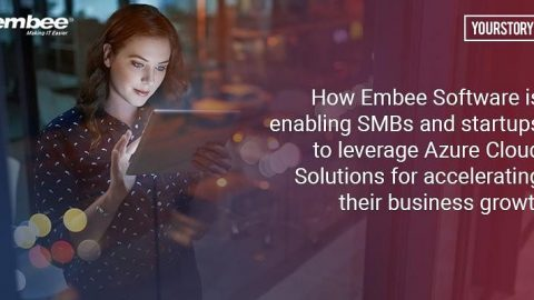 As originally published on YourStory-How Embee Software is enabling SMBs and startups to leverage Azure cloud solutions for accelerating their business growth